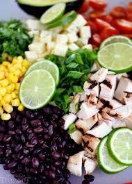 Pasta Salad Ingredients Creamy Cilantro Lime Southwestern Pasta Salad Mom On Timeout