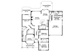 craftsman house plans river glen 30 223 associated designs