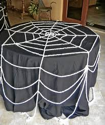 halloween table cloth spicing up your halloween table setting inquirer lifestyle