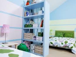 Room Divide by How To Divide A Shared Kids U0027 Room Hgtv