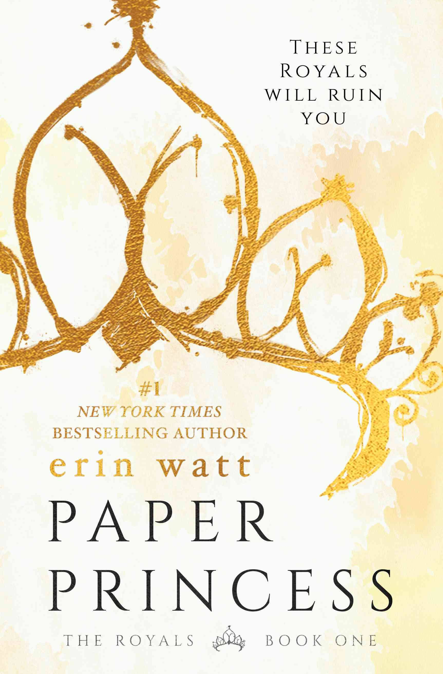 Paper Princess d'Erin Watt