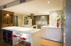 Modern Kitchen Designs With Island by Kitchen Incredible U Shape White Kitchen Decoration Using White