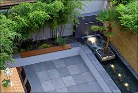 Modern Backyard Ideas Backyard Landscape Design - Contemporary backyard design ideas