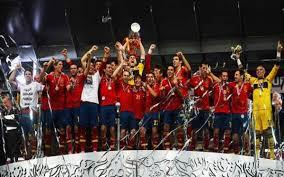 Spanyol Jadi Kiblat Sepakbola Dunia