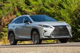 lexus v8 front cut for sale 2016 lexus rx first drive review motor trend