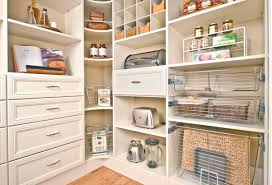 Kitchen Pantry Shelving Ideas by Wood Pantry Shelving Systems Best Pantry Organizers Easyclosets