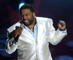 Gerald Levert was born on
