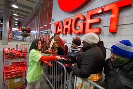 target black friday 2017 gift card target shoppers nationwide score doorbusters as black friday gets