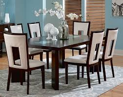 dining room table sets leather chairs with concept gallery 6048