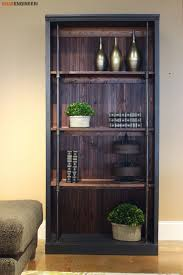 Free Wooden Bookcase Plans by Industrial Bookcase Free Diy Plans Rogue Engineer