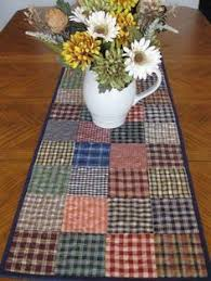 Quilted Table Runners by Blue Is Bleu Gobble Gobble Quilted Table Runner Disappearing