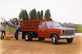 Old Ford Truck Model Kits - history of service and utility bodies for trucks