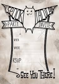 Halloween Party Poems Party Invitations Interesting Halloween Party Invitation Wording