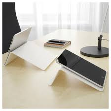 Ikea Computer Table Isberget Tablet Stand White Ikea