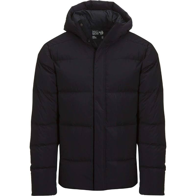 Mountain Hardwear Glacial Storm Jacket Black Small OM7754010-S