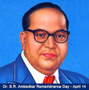 Dr. B.R. Ambedkar Remembrance Day - April 14 | Tut2learn