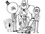 cartoon network regular show coloring pages