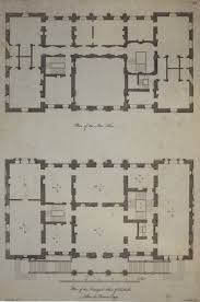 Downing Street Floor Plan Plan Of The Stourhead In Wiltshire Hotel Particulier Pinterest