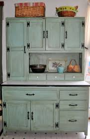 Kitchen Cabinet With Hutch European Red Country Hutch Home Red Country Decorate Hutch Shelves