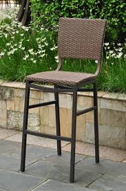 Wicker Resin Patio Furniture - patio bar stools a style and design for everyone outdoor bar