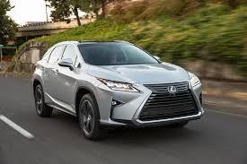 lexus rx f sport gas mileage 2018 lexus rx gas mileage the car connection