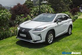 lexus rx 450h germany 2017 lexus rx450h review first drive motorbeam