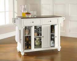 Kitchen Islands Carts by The Classical White Kitchen Island Cart Modern Kitchen Island