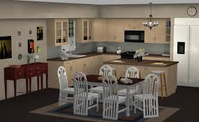 Ikea Kitchen Birch Famous Kitchens U2013 Get The Look Dunphy Household Modern Family