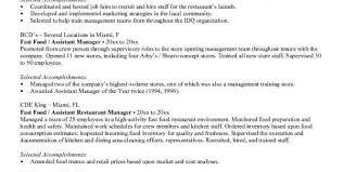 mcdonalds job description resume fast food cook job description for resume fast food cook resume