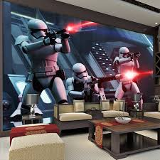 Star Wars Kids Rooms by Star Wars Photo Wallpaper Storm Troop Wallpaper Custom 3d Wall