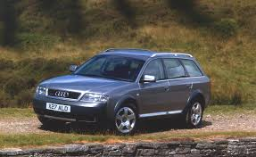 audi a6 allroad review 2000 2005 parkers