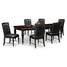shop 7 piece dining room sets american signature furniture