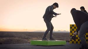 lexus builds hoverboard this hoverboard costs 20 000 and can fly for six minutes the verge