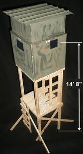 best 25 deer stand plans ideas on pinterest hunting stands