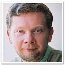 I felt obliged to read A New Earth, by Eckhart Tolle, because everybody and their aunt has read it, thanks to Oprah. I'm glad I did. - eckhart-tolle-close-up