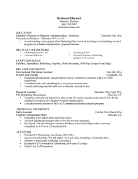 Chemist Resume Samples by Subrogation Specialist Cover Letter