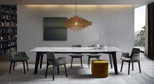 Contemporary Dining Room Sets Contemporary Dining Table Solid Wood Mdf Glass Howard