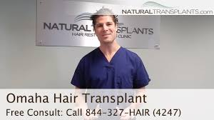 best hair transplants omaha nebraska hair replacement surgery