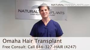 best hair transplants omaha nebraska hair replacement surgery