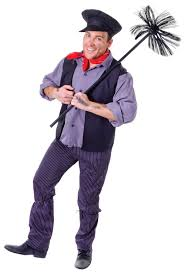 bert halloween costume victorian chimney sweep fancy dress costume mary poppins bert book