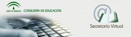 Consejería de Educación (Secretaría virtual)