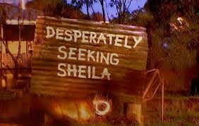 Desperately Seeking Sheila