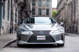 lexus of toronto used cars 2018 lexus lc 500h review autoguide com news