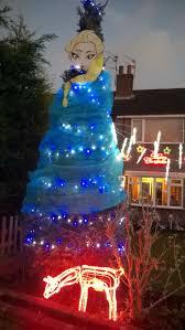 43 best disney u0027s frozen themed christmas tree images on pinterest