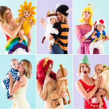 check out these 6 costumes for you and your baby to rock this