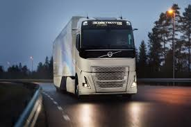 volvo truck design volvo concept truck uses hybrid power to cut fuel use emissions