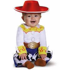 toy story jessie deluxe infant halloween costume walmart