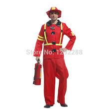 Halloween Costumes Firefighter Popular Men Halloween Costume Firefighter Buy Cheap Men Halloween