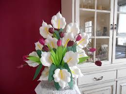 composition florale haute femme2decotv