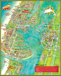 Palm Island Florida Map by Clearwater Jolley Trolley Route Clearwater Florida 727 445 1200